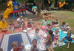Harmony Day Picnic at Broome Day Care
